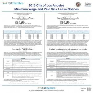 Local Ordinances Paid Sick Leave