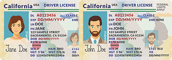 Using A California Non Real Id Driver License Ok For The Form I 9