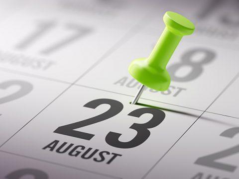 Aug. 23 deadline