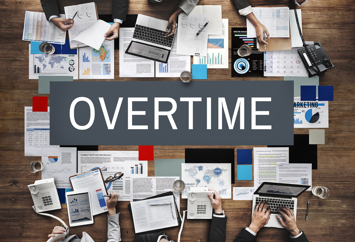 States And Businesses Sue To Halt Federal Overtime Rule