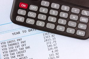 You must make certain tax deductions from employee paychecks.