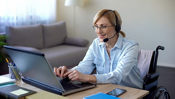 Telework - an employer may restore all the employee's essential duties after the immediate crisis has passed, and then evaluate requests for accommodations under the usual ADA rules.