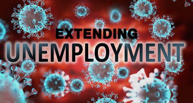 exending unemployment insurance